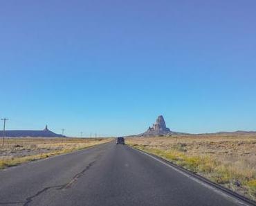 Verliebt ins Monument Valley