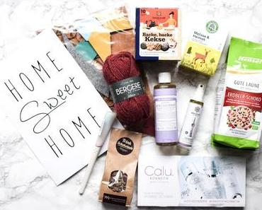 "[Unboxing] ""Sweet Home"" November Box von TrendRaider"