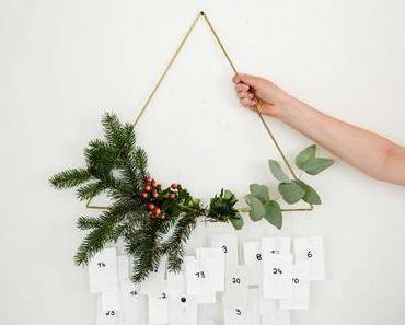 DIY Adventskalender: Es grünt so grün im Dreieck