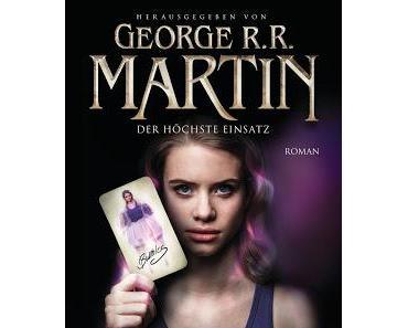 Rezension: Wild Cards (3) : Der höchste Einsatz von George R.R. Martin