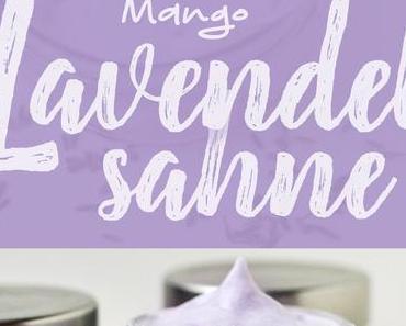 Lavendel Bodysahne für blütenzarte Beine