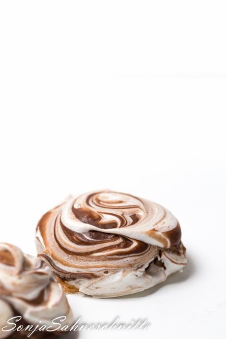baiser meringue meine versuchsreihe