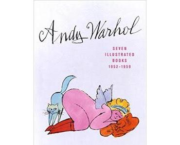 "Leserrezension zu ""Andy Warhol. Seven Illustrated Books 1952 - 1959"" von Nina Schleif"