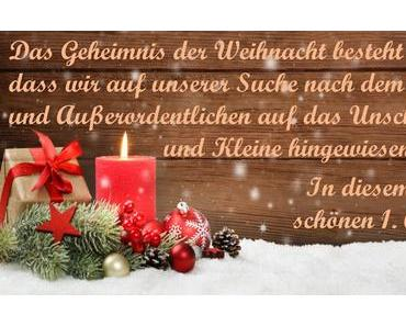 Frohen 1. Advent!