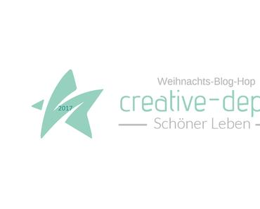 Weihnachts-Blog Hop Team Creative-Depot