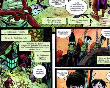 [Comic] Black Science [2]