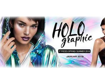 CATRICE Holo Graphic It Pieces 2018