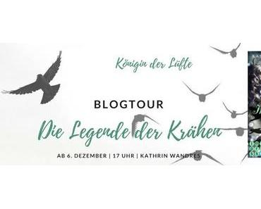 [Blogtour] »In Between - Die Legende der Krähen (Band 2)« von Kathrin Wandres - Tag 2