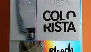 [Werbung] L'ORÉAL Paris Colovista Effect BLEACH Hair Expertise PureRich Shampoo