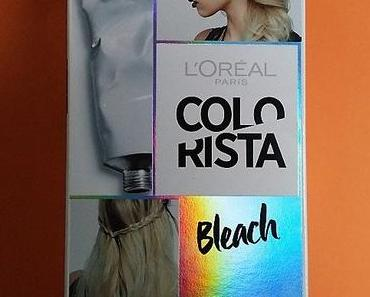 [Werbung] L'ORÉAL Paris Colovista Effect BLEACH + L'ORÉAL Paris Hair Expertise PureRich Shampoo