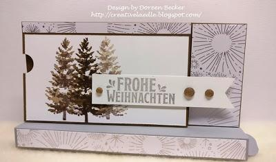 Stampin UP! Team Adventskalender Blog Hop - Türchen Nr. 10