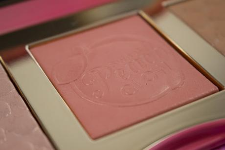 Too Faced // Sweet Peach Glow Palette