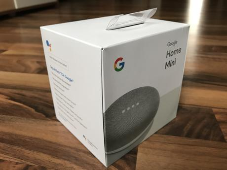 Review – Google Home mini