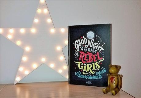 Zitat zum Sonntag #79 aus: Good Night Stories for Rebel Girls