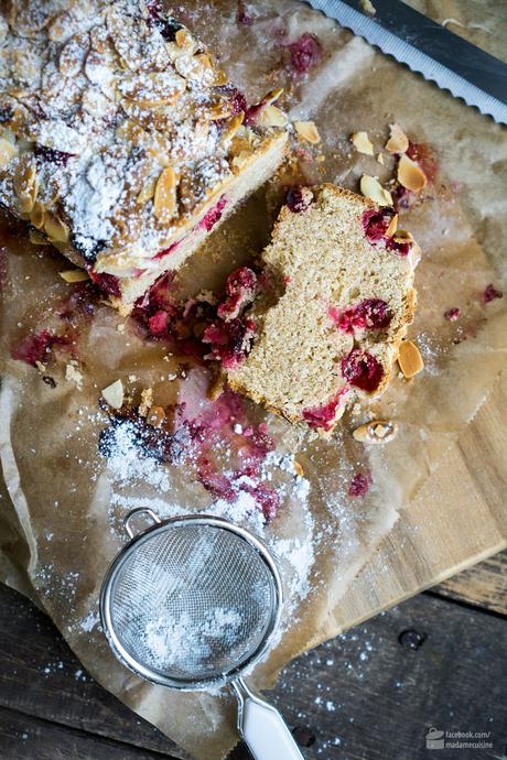 Cranberry-Mandel-Brot: Weihnachten in Down Under | Madame Cuisine Rezept