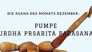 Asana Monats: Pumpe Verdauung