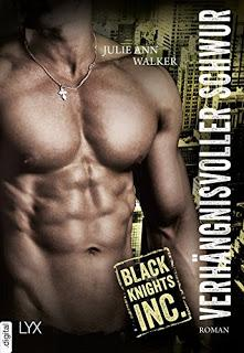 [Rezension] Julie Walker Black Knights Inc. Band