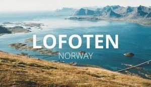 Reiselust: Lofoten Norway (2017)