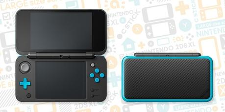 Foto New Nintendo 2DS XL