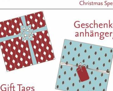 In{k}spire_me Challenge #330 {Geschenkanhänger / gift tags}