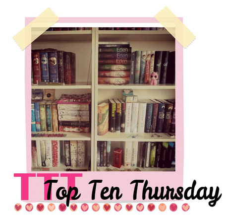 Top Ten Thursday #121
