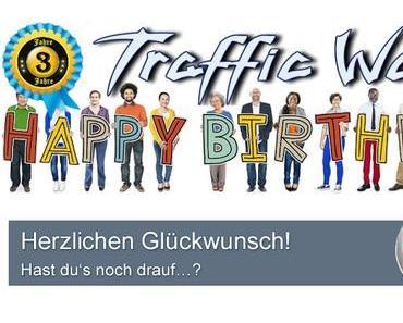 """Schritt 1: Anmeldung zum Werbe-Mailer """"Traffic-Wave"""""""