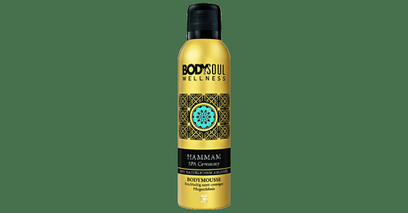 BODY&SOUL Wellness Hammam SPA Ceremony Duschschaum & Bodymousse