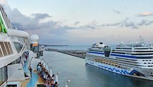 AIDA lädt auch 2018 Schiffsbesuch Kussmundschiffe