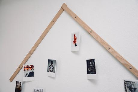 DIY - Polaroid mountain