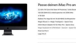 neue iMac teurer denn