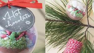 Last Minute Geschenk: Schokoladen Ornament