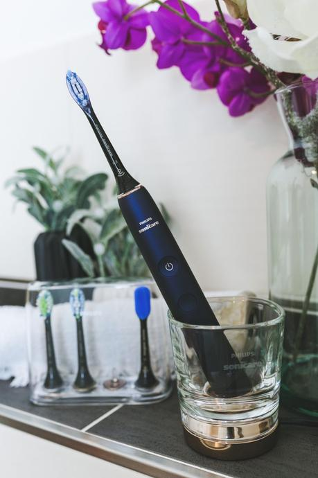 Modeblog Fashionblog, Beautyblog, Lifestyleblog, Erfurt und Berlin, kleidermaedchen.de, Influencer Marketing und Kommunikation, Beauty, Produkttest, Beautytalk, Philips, Philips Sonicare DiamondClean smart elektrische Schallzahnbürste,