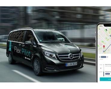 Moovel startet in Stuttgart einen on-demand Shuttle