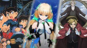 Anime-Marathon zum Neujahr auf Prosieben MAXX