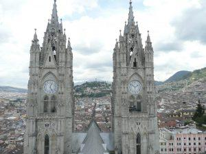 Kathedrale Quito