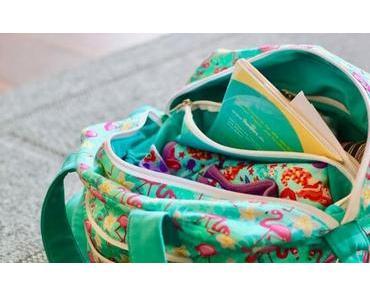 Checkliste: Was gehört in die Wickeltasche?