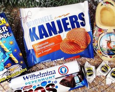 """""""Welkom in Nederland"""" - unser nächster Süßigkeitenstopp in Europa"""