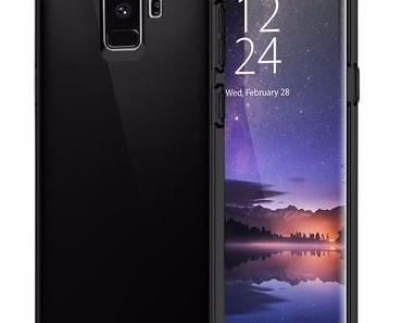 Samsung Galaxy S9: Cases des Herstellers Olixar aufgetaucht