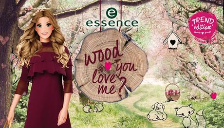 Wood you love me ? - essence