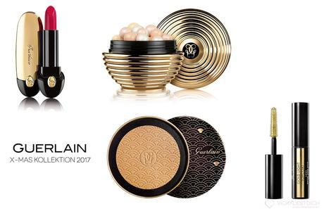 GUERLAIN Xmas Look 2017 Terracotta Light Gold