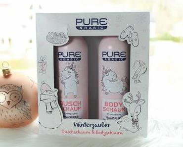 Review Pure&Basic Geschenkeset Winterzauber