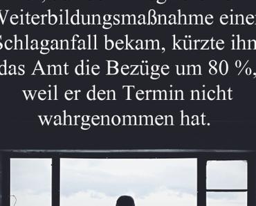 """Hartz4 -> """"Wo Bürokratie wächst, verkümmert das Leben"""""""