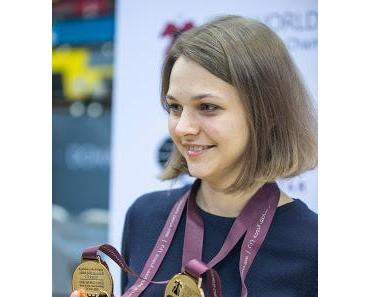 Anna Musytschuk - Vorbild (nicht nur) für Frauen - Gelebte Würde des Menschen