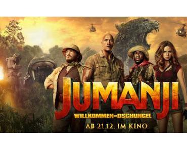 Jumanji – Willkommen im Dschungel