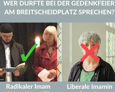 Extremismus: Veranstalter des Breitscheid-Platz-Gedenkens lassen ihre wahre Gesinnung erkennen