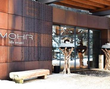 Unser Wellnessurlaub im MOHR life resort in Lermoss