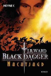 [Rezension] J. R. Ward - BLACK DAGGER Reihe Band 1