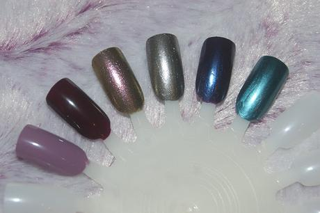 CND Nightspell Collection 2017