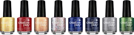 CND Creative Play's WONDERBALL Holiday Collection