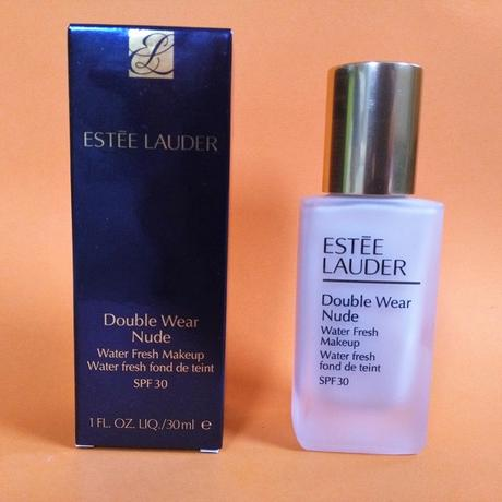 [Werbung] Estée Lauder Double Wear Nude Water Fresh Makeup SPF 30 1N0 Porcelain